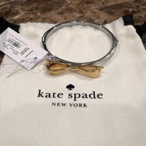 Kate Spade Two Tone Bracelet. New.